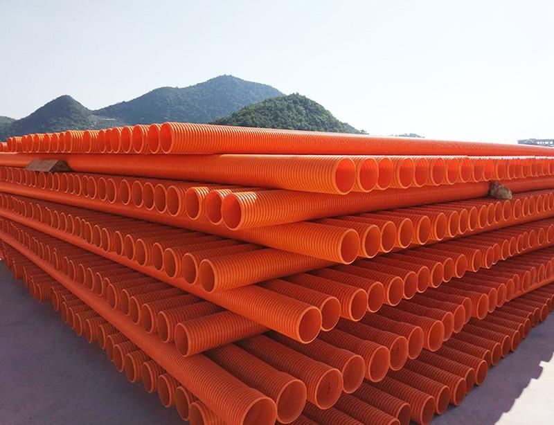 高强度聚氯乙烯GHFB电缆保护管