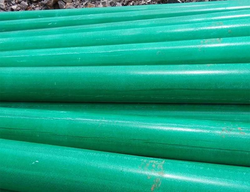 高强度纤维注胶电缆保护管