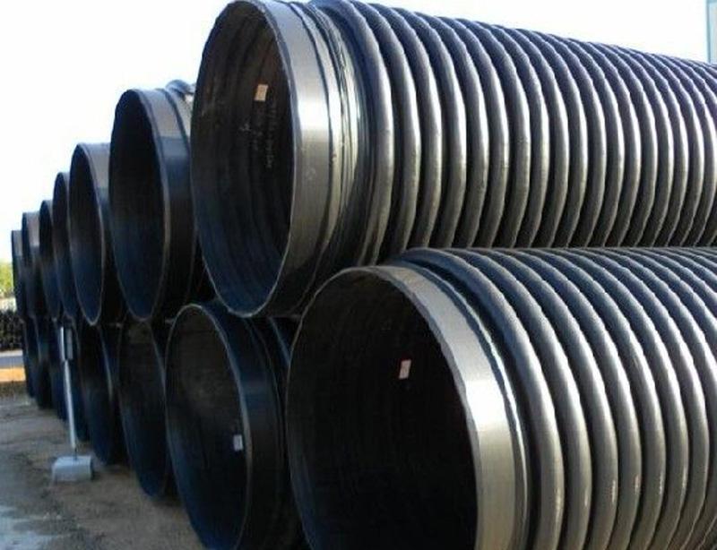 高密度聚乙烯结构壁B型缠绕管(克拉管)