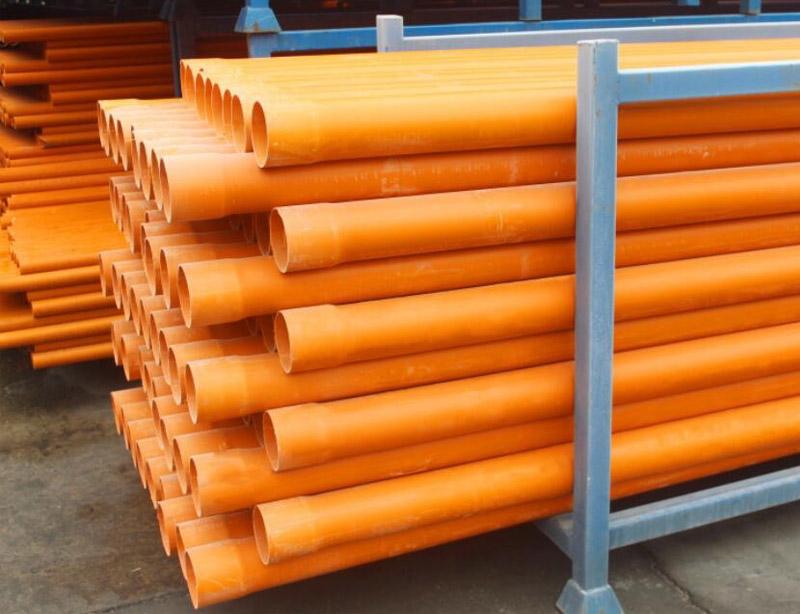 埋地式PVC-C电力电缆保护管
