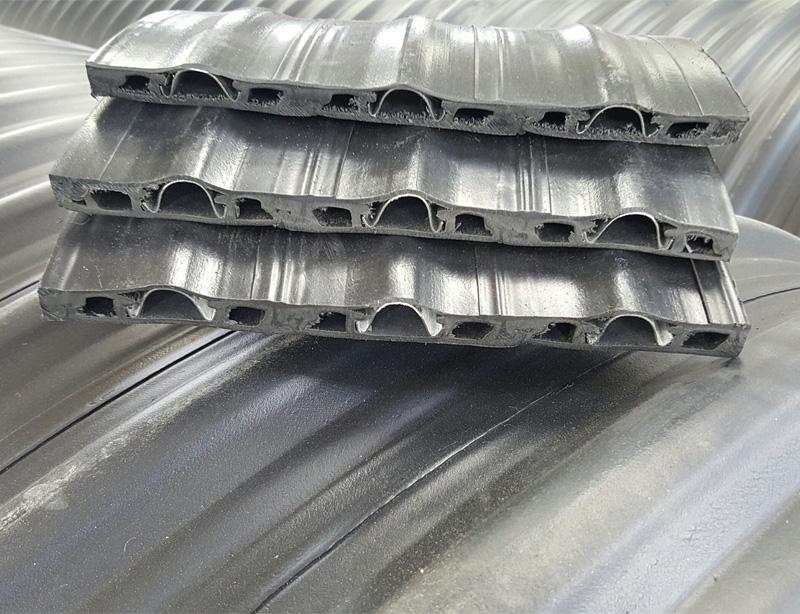 HDPE中空壁塑钢缠绕管厂家批发